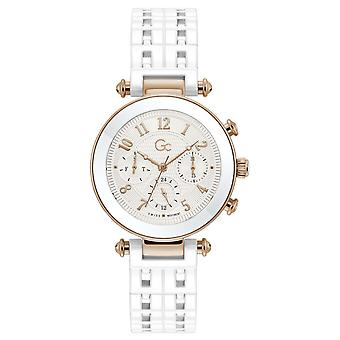 Gc Guess Collection Y65001l1mf Prime Chic Ladies Watch 36 Mm
