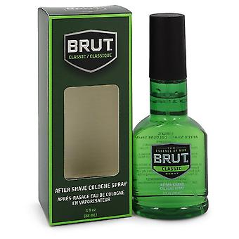 BRUT by Faberge Cologne After Shave Spray 3 oz / 90 ml (Men)