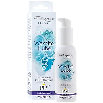 Pjur We-Vibe Made By Water Lubricant