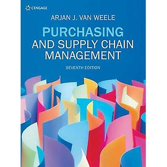 Purchasing and Supply Chain Management by Arjan van Weele - 978147374