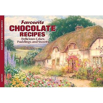 Salmon Favourite Chocolate Recipes by Dorrigo - 9781906473921 Book