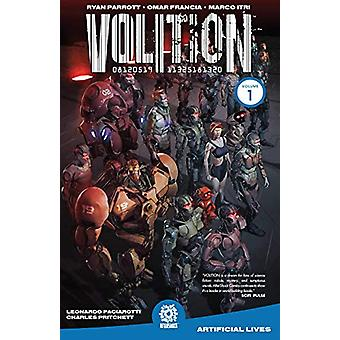 VOLITION - Vol. 1 by Ryan Parrott - 9781949028232 Book