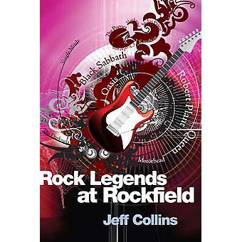 Légendes du rock au Rockfield par Jeff Collins - livre 9780708320976