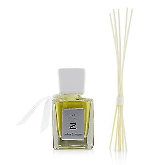 Millefiori Zona Fragrance Diffuser - Amber & Incense 100ml/3.38oz