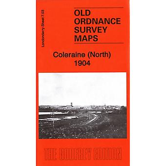 Coleraine North 1904 Londonderry Sheet 7.03 par John Llewellyn