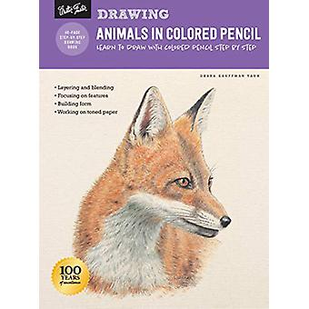 Drawing - Animals in Colored Pencil - Learn to draw with colored pencil