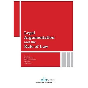 Legal Argumentation and the Rule of Law by Carel Smith - 978946236702