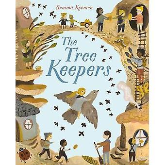 The Tree Keepers - Flock by Gemma Koomen - 9780711243910 Book