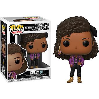 Black Mirror Kelly Pop! Vinil