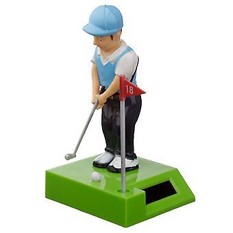 Puckator Golfer Solar Pal