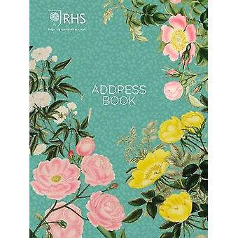Royal Horticultural Society Pocket Address Book by Royal Horticultura