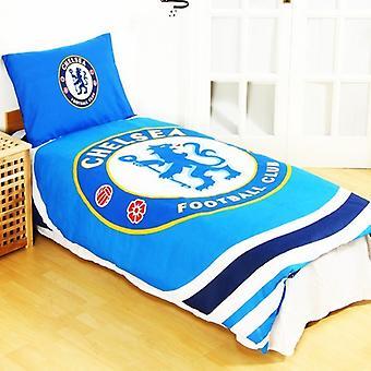Chelsea FC virallinen palautuva pulssi untuvapeite asetettu