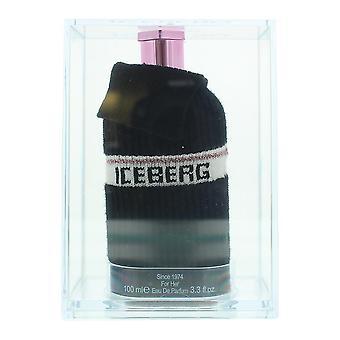 Iceberg depuis 1974 pour son eau de parfum 100ml Spray