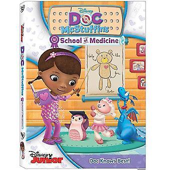 Doc McStuffins:School av Medic [DVD] USA import