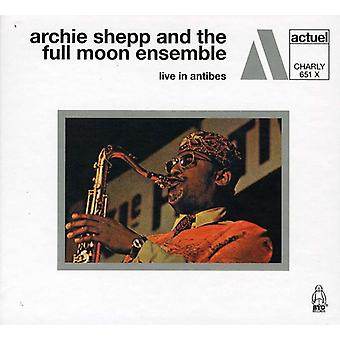 Archie Shepp - Live in Antibes [CD] USA import