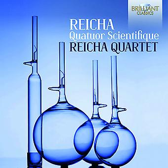 Quatuor Scientifique [CD] USA import
