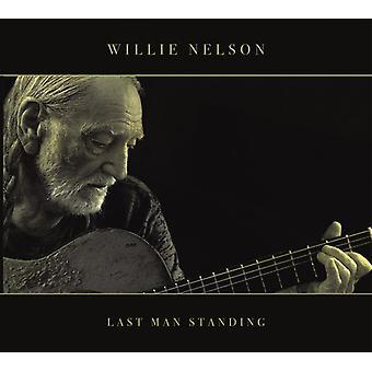 Willie Nelson - Last Man Standing [CD] IMPORTAÇÃO EUA