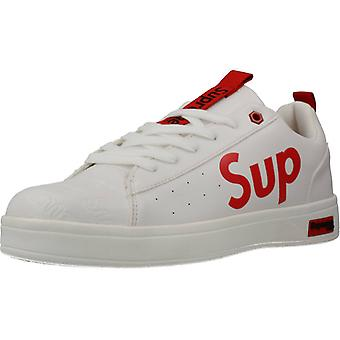 Supreme Grip Sport / Sneakers 027002 Kleur Wit