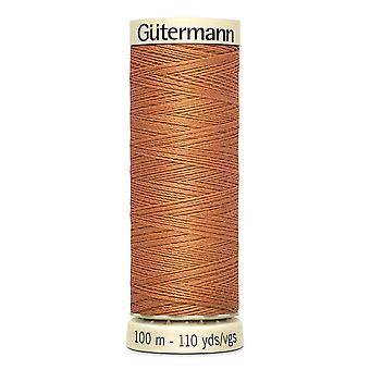 Gutermann Sew-all 100% Polyester Thread 100m Hand and Machine Colour Code  - 612