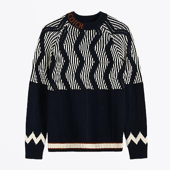 Scotch & Soda - Monsanto Knitted Pullover - Navy