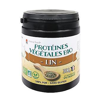 Organic flaxseed protein 300 g