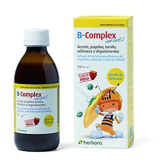 Barn's Bi Complex 250 ml (Jordgubbe)