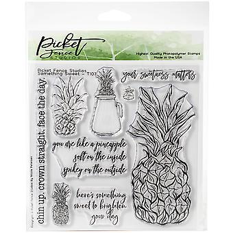 Picket Fence Studios Something Sweet Clear Stamps