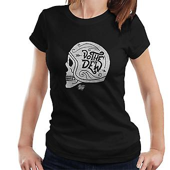 Mountain Dew Do The Dew Skull Women's T-Shirt