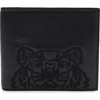 Kenzo Icons Leather Tiger Wallet