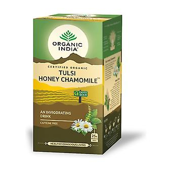 Tulsi Chamomile with Honey 25 infusion bags
