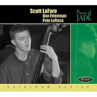 Lafaro/Friedman/Laroca - Pieces of Jade [CD] USA import