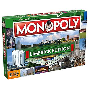 Limerick Monopoly Board Game