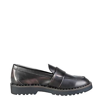 Ana lublin helga women's synthetic leather brushed mocassin