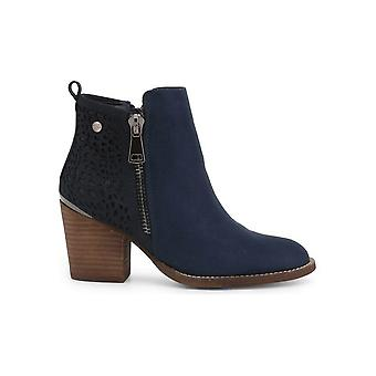 Xti - shoes - ankle boots - 48249_NAVY - ladies - navy - EU 37