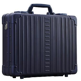 "ALEON Attach' Caja portátil de aluminio 15"" Caja portátil 38 cm, azul"