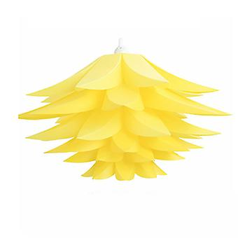 Lotus Chandelier Lampshade Diy Flower Six Layer Lamp