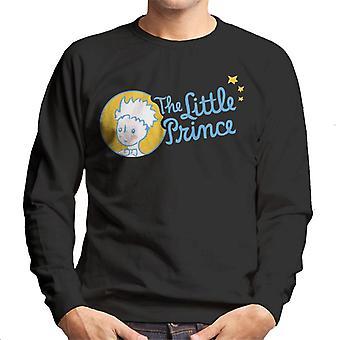 The Little Prince Sun & Stars Men's Sweatshirt