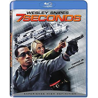 7 seconden [BLU-RAY] USA import