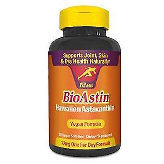 Nutrex Bioastin, 12 Mg, 50 Veg Soft Gels