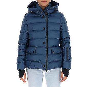 Moncler Grenoble 1a52253071739 Women's Blue Nylon Down Jacket