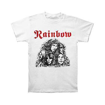 Rainbow Rainbow - Long Live Rock'n'Roll T-paita