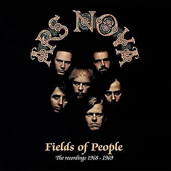 Fields Of People: Elektra & Atlantic Recordings [CD] USA import