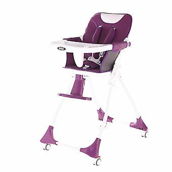Faltbare tragbare Baby Fütterung Stuhl Möbel