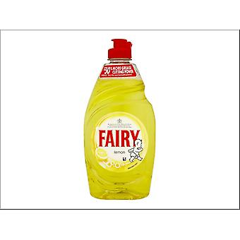 Proctor & Gamble Fairy Liquid Lemon 433ml