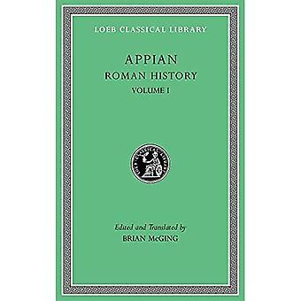 História Romana, Volume I (Biblioteca Clássica de Loeb)