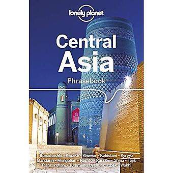 Lonely Planet Centraal-Azië Phrasebook & Dictionary