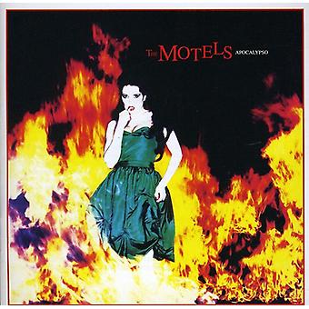 Motels - Apocalypso [CD] USA import