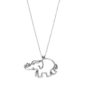 Elephant Diamond Necklace- Surprise