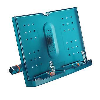 Adjustable Portable Document Book Stand Holder, Reading Desk