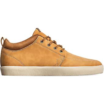 Globe gs chukka skate shoe - light brown / crepe